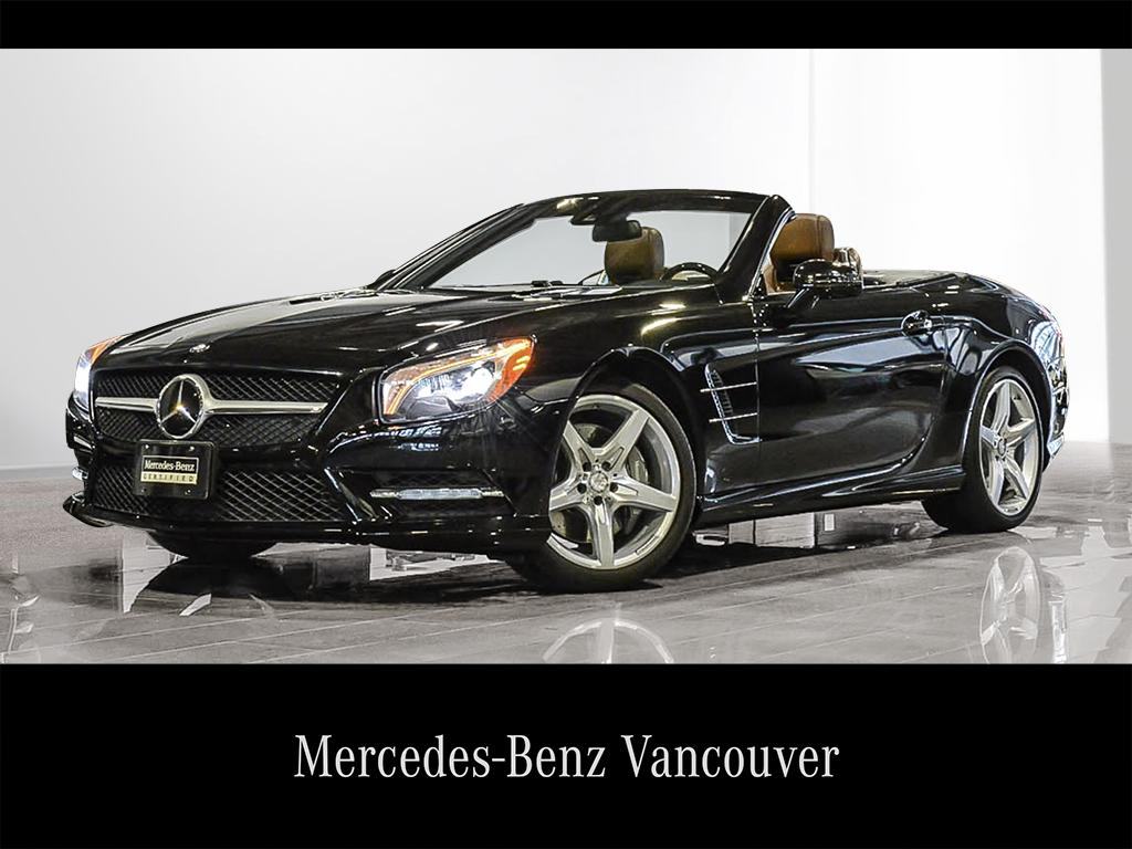 Wonderful Certified Pre Owned 2014 Mercedes Benz SL CLASS SL550
