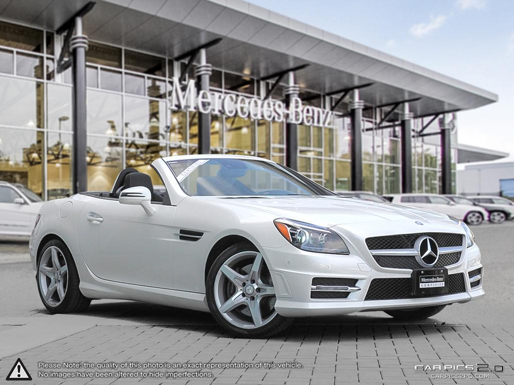 Certified pre owned 2016 mercedes benz slk slk350