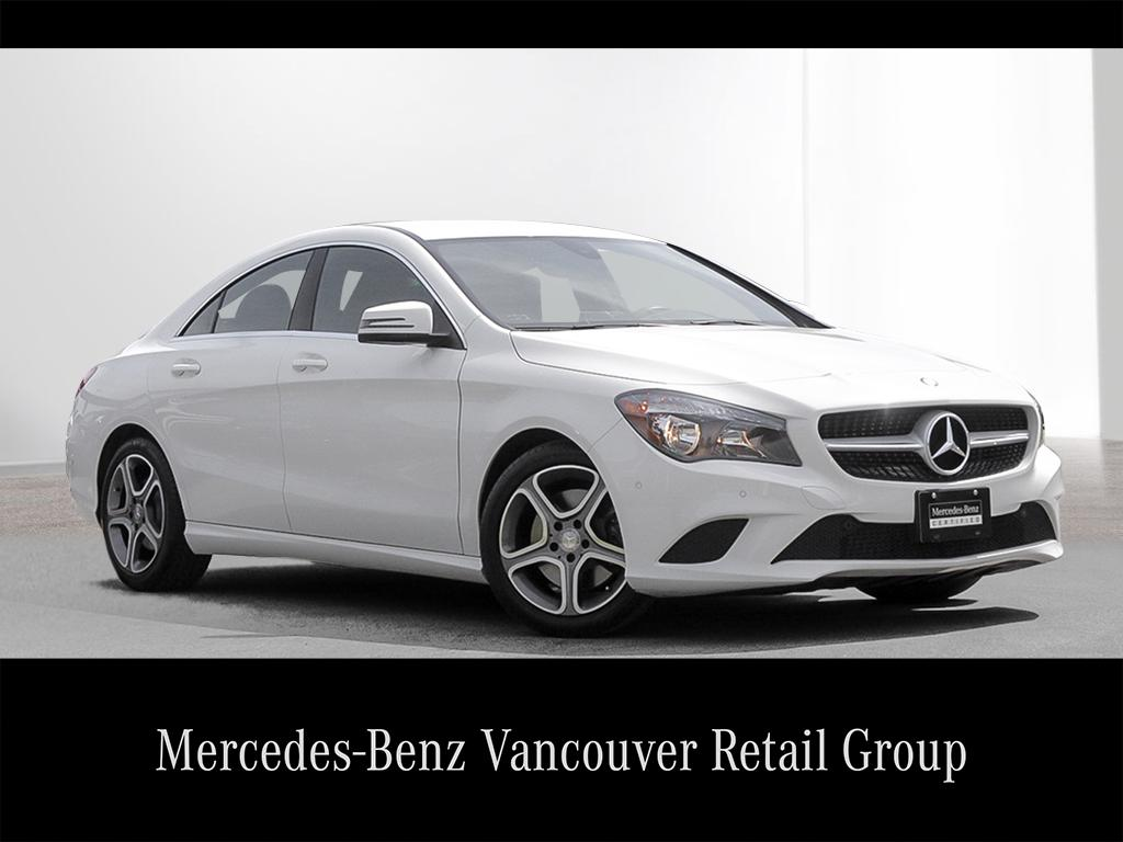 certified pre owned 2015 mercedes benz cla cla250 coupe in